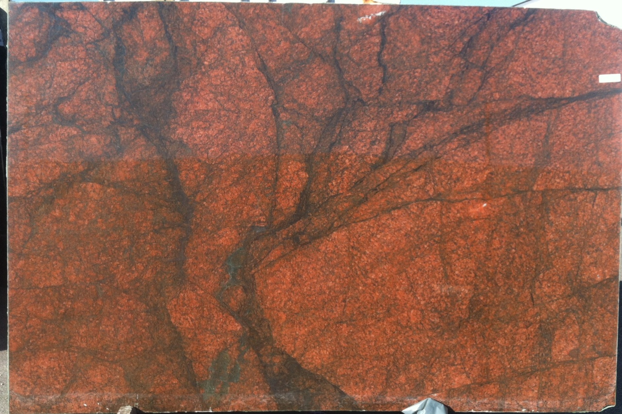Red Dragon Granite Stone : Red dragon