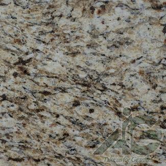 Giallo Santo Granite photo - 1